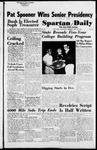 Spartan Daily, October 18, 1954 by San Jose State University, School of Journalism and Mass Communications