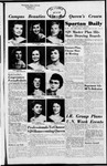 Spartan Daily, October 19, 1954 by San Jose State University, School of Journalism and Mass Communications