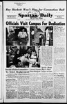 Spartan Daily, October 21, 1954 by San Jose State University, School of Journalism and Mass Communications