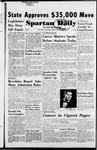 Spartan Daily, October 22, 1954 by San Jose State University, School of Journalism and Mass Communications