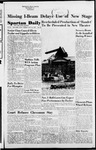 Spartan Daily, October 26, 1954 by San Jose State University, School of Journalism and Mass Communications