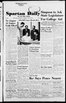 Spartan Daily, October 28, 1954 by San Jose State University, School of Journalism and Mass Communications
