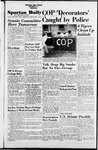 Spartan Daily, November 3, 1954 by San Jose State University, School of Journalism and Mass Communications