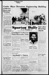 Spartan Daily, November 4, 1954 by San Jose State University, School of Journalism and Mass Communications