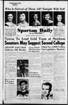 Spartan Daily, November 5, 1954 by San Jose State University, School of Journalism and Mass Communications