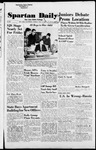 Spartan Daily, November 9, 1954 by San Jose State University, School of Journalism and Mass Communications
