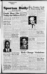 Spartan Daily, November 10, 1954 by San Jose State University, School of Journalism and Mass Communications