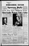 Spartan Daily, November 12, 1954 by San Jose State University, School of Journalism and Mass Communications