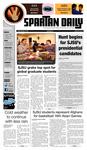 Spartan Daily November 23, 2010