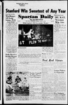 Spartan Daily, November 15, 1954 by San Jose State University, School of Journalism and Mass Communications