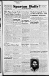 Spartan Daily, November 18, 1954 by San Jose State University, School of Journalism and Mass Communications