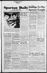 Spartan Daily, November 19, 1954 by San Jose State University, School of Journalism and Mass Communications