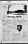 Spartan Daily, November 23, 1954 by San Jose State University, School of Journalism and Mass Communications