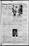 Spartan Daily, November 24, 1954 by San Jose State University, School of Journalism and Mass Communications