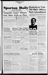 Spartan Daily, November 29, 1954 by San Jose State University, School of Journalism and Mass Communications