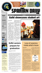 Spartan Daily November 30, 2010 by San Jose State University, School of Journalism and Mass Communications