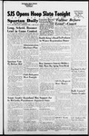 Spartan Daily, December 1, 1954 by San Jose State University, School of Journalism and Mass Communications
