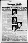 Spartan Daily, December 3, 1954 by San Jose State University, School of Journalism and Mass Communications