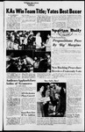 Spartan Daily, December 6, 1954 by San Jose State University, School of Journalism and Mass Communications
