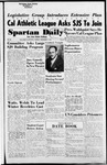 Spartan Daily, December 7, 1954 by San Jose State University, School of Journalism and Mass Communications