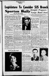 Spartan Daily, December 8, 1954 by San Jose State University, School of Journalism and Mass Communications