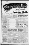 Spartan Daily, December 10, 1954 by San Jose State University, School of Journalism and Mass Communications