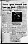 Spartan Daily, December 14, 1954 by San Jose State University, School of Journalism and Mass Communications