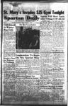 Spartan Daily, January 7, 1955 by San Jose State University, School of Journalism and Mass Communications