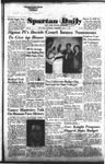 Spartan Daily, January 12, 1955 by San Jose State University, School of Journalism and Mass Communications