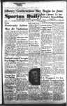 Spartan Daily, January 13, 1955 by San Jose State University, School of Journalism and Mass Communications