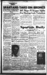 Spartan Daily, January 14, 1955 by San Jose State University, School of Journalism and Mass Communications
