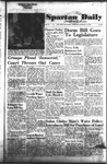 Spartan Daily, January 19, 1955 by San Jose State University, School of Journalism and Mass Communications