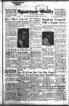 Spartan Daily, January 20, 1955 by San Jose State University, School of Journalism and Mass Communications