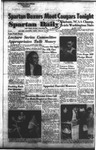 Spartan Daily, January 21, 1955 by San Jose State University, School of Journalism and Mass Communications