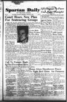 Spartan Daily, January 26, 1955 by San Jose State University, School of Journalism and Mass Communications