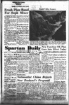 Spartan Daily, February 1, 1955 by San Jose State University, School of Journalism and Mass Communications