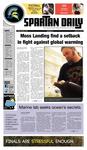 Spartan Daily December 6, 2010