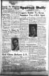 Spartan Daily, February 4, 1955 by San Jose State University, School of Journalism and Mass Communications