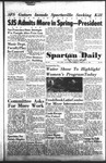 Spartan Daily, February 8, 1955 by San Jose State University, School of Journalism and Mass Communications