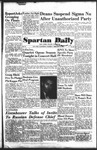 Spartan Daily, February 10, 1955 by San Jose State University, School of Journalism and Mass Communications