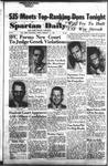 Spartan Daily, February 11, 1955 by San Jose State University, School of Journalism and Mass Communications