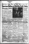 Spartan Daily, February 18, 1955 by San Jose State University, School of Journalism and Mass Communications