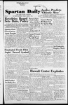Spartan Daily, March 1, 1955 by San Jose State University, School of Journalism and Mass Communications