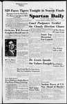 Spartan Daily, March 2, 1955 by San Jose State University, School of Journalism and Mass Communications
