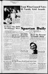 Spartan Daily, March 3, 1955 by San Jose State University, School of Journalism and Mass Communications