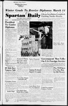 Spartan Daily, March 4, 1955 by San Jose State University, School of Journalism and Mass Communications