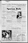 Spartan Daily, March 7, 1955 by San Jose State University, School of Journalism and Mass Communications