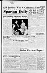 Spartan Daily, March 8, 1955 by San Jose State University, School of Journalism and Mass Communications