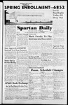 Spartan Daily, March 28, 1955