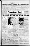 Spartan Daily, March 30, 1955